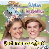 Štístko a Poupěnka - Jedeme na výlet! DETSKE