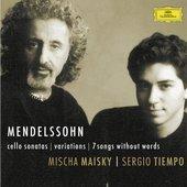 Mendelssohn Bartholdy, Felix - MENDELSSOHN Cello Sonatas 1 + 2 / Maisky, Tiempo