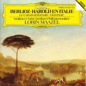 Hector Berlioz - Harold en Italie / Maazel