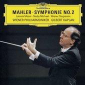 Wiener Philharmoniker - MAHLER Symphonie No. 2 Kaplan CD