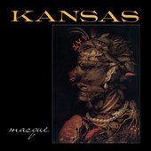 Kansas - Masque - 180 gr. Vinyl