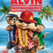 Film/Rodinný - Alvin a Chipmunkové 3/BRD