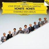 Spohr & Martinu - Nonett Op.31/Martinu: Nonett (1959)