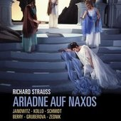 Strauss, Richard - STRAUSS Ariadne auf Naxos Böhm DVD-VIDEO