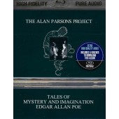 Alan Parsons Project - Tales Of Mystery And Imagination Edgar Alan Poe (Blu-ray Audio, Edice 2016)