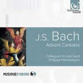Johan Sebastian Bach - Adventní kantáty
