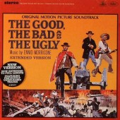Soundtrack - Good, The Bad And The Ugly / Hodný, zlý a ošklivý (Original Motion Picture Soundtrack - Extended Version) /Edice 2004