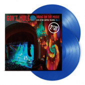Gov't Mule - Bring On The Music - Live at The Capitol Theatre: Vol. 2 (Limited Blue Vinyl, 2019) - Vinyl