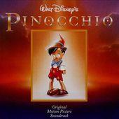 Soundtrack - Pinocchio Orig. Versefilm