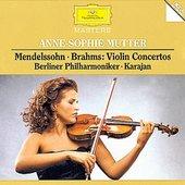 Berliner Philharmoniker - MUTTER / MENDELSSOHN, BRAHMS Violin Concertos