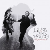 Jane Birkin - Birkin / Gainsbourg: Le Symph (2CD + DVD, 2017) 2CD+DVD