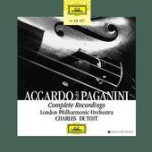 Paganini, Nicolò - PAGANINI Works for Violin & Orch. Accardo