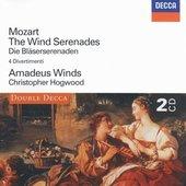 Mozart, Wolfgang Amadeus - Mozart Wind Serenades Amadeus Winds