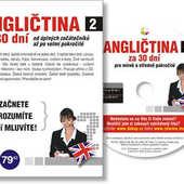 Interaktivní Učebnice - Angličtina za 30 dní 2 (CD-ROM)