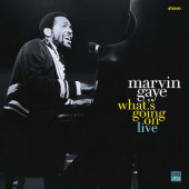 Marvin Gaye - What's Going On - Live (Edice 2019)