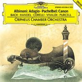 Orpheus Chamber Orchestra - ALBINONI , PACHELBEL / ORPHEUS CHAMBER ORCHESTRA