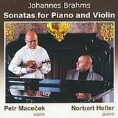 Johannes Brahms - Sonatas For Piano And Violin
