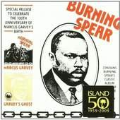 Burning Spear - Marcus Garvey / Garveys Ghost