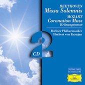 Agnes Baltsa - BEETHOVEN Missa solemnis MOZART Mass / Karajan