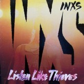 INXS - Listen Like Thieves (Reedice 2017) - 180 gr. Vinyl