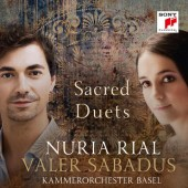 Nuria Rial & Valer Sabadus - Sacred Duets (2017)