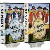 Senzus - Extra silná zábava (7CD+6DVD BOX)