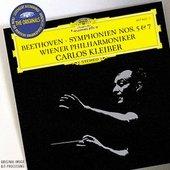 Beethoven, Ludwig van - BEETHOVEN Symphonies Nos. 5 + 7 / Kleiber
