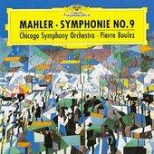 Boulez, Pierre - MAHLER Symphonie No. 9 Boulez