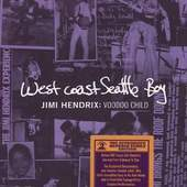 Jimi Hendrix - WEST COAST SEATTLE BOY:ANTHOLOGY