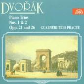 Antonín Dvořák / Guarneri Trio Prague - Klavírní Tria 1 & 2 Op. 21 & 26 (Edice 1997)