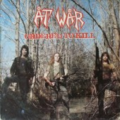 At War - Ordered To Kill (Limited Edition 2016) - Vinyl