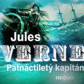 Jules Verne - Patnáctiletý kapitán/2CD