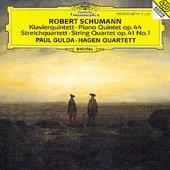 Schumann, Robert - SCHUMANN Streichquartett Hagen Quartett
