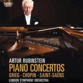 Previn, André - ARTUR RUBINSTEIN Piano Concertos DVD-VID