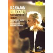 Herbert von Karajan - Symphonie 8+9 /Te Deum