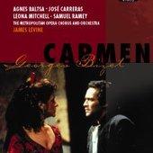 Bizet, Georges - BIZET Carmen DVD-VIDEO