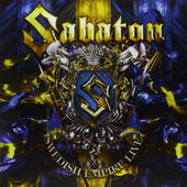 Sabaton - Swedish Empire Live (2013) - 180 gr. Vinyl