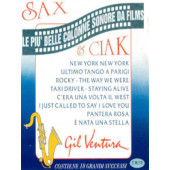 Gil Ventura - Sax & Ciak (Kazeta, 1993)