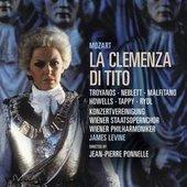 Mozart, Wolfgang Amadeus - MOZART La clemenza ...Levine DVD-VIDEO