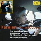 Strauss, Richard - R.STRAUSS Alpensinfonie Don Juan Karajan