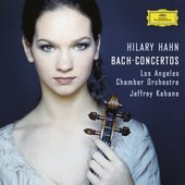 Hilary Hahn - Houslové koncerty