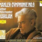 Mahler, Gustav - MAHLER Symphonie No. 9 Karajan