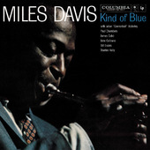 Miles Davis - Kind Of Blue (Reedice 2015) - 180 gr. Vinyl