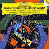 Gershwin, George - GERSHWIN Rhapsody in Blue / Levine