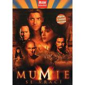 Film/Dobrodružný - Mumie se vrací (Pošetka)