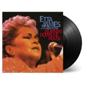 Etta James - Burnin' Down The House (Edice 2019) - 180 gr. Vinyl