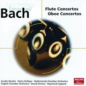 Bach, Carl Philipp Emanuel - Bach, C.P.E.: Concertos for Flute and Oboe - Holli
