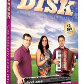 Disk - Cez Solčany cesta dlha CD+DVD