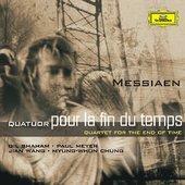 Messiaen, Olivier - MESSIAEN Quatuor pour la Fin du Temps Shaham