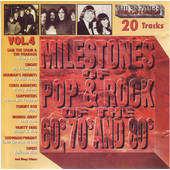 Various Artists - Milestones Of Pop & Rock Of The 60s, 70s And 80s Vol. 4 (1995)